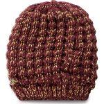 Czapka TRUSSARDI JEANS - Hat Knitted 59Z00017 R680. Czarne czapki zimowe damskie marki Trussardi Jeans, z jeansu, na obcasie. Za 169,00 zł.