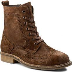 Botki FILIPE - 7946  Cognac 3647. Brązowe buty zimowe damskie Filipe, ze skóry ekologicznej. W wyprzedaży za 269,00 zł.