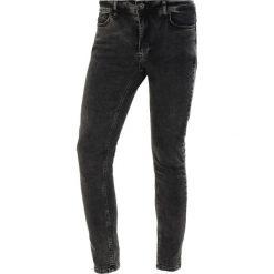 YOURTURN Jeans Skinny Fit grey denim. Szare jeansy męskie YOURTURN. Za 149,00 zł.