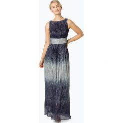 Swing - Damska sukienka wieczorowa, niebieski. Niebieskie sukienki koktajlowe marki Swing, w gradientowe wzory. Za 649,95 zł.