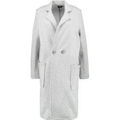 Onepiece CHALLENGE  Płaszcz wełniany /Płaszcz klasyczny grey mel. Szare płaszcze damskie Onepiece, m, z bawełny, klasyczne. W wyprzedaży za 349,30 zł.