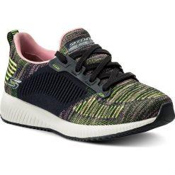 Buty SKECHERS - BOBS SQUAD 31361/CCOR Nvy/Pnk. Niebieskie buty do fitnessu damskie Skechers, z materiału. W wyprzedaży za 149,00 zł.