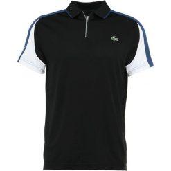Lacoste Sport TENNIS Koszulka sportowa black. Czarne koszulki sportowe męskie Lacoste Sport, m, z materiału. Za 399,00 zł.