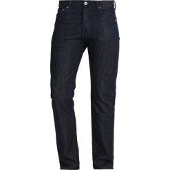Spodnie męskie: Edwin ED71 Jeansy Straight Leg rinsed