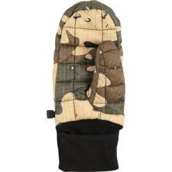 The North Face THERMOBALL MITT Rękawiczki z jednym palcem burnt olive grey. Zielone rękawiczki damskie The North Face, z materiału. W wyprzedaży za 239,20 zł.