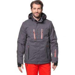 """Kurtka narciarska """"Weiko"""" w kolorze szarym. Szare kurtki męskie marki KILLTEC, l. W wyprzedaży za 422,95 zł."""