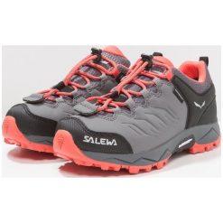 Buty sportowe dziewczęce: Salewa MTN TRAINER WP Obuwie do biegania Szlak quiet shade/hot coral