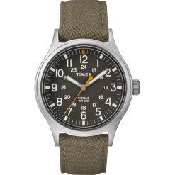 Timex - Zegarek TW2R46300. Czarne zegarki męskie marki Fossil, szklane. Za 319,90 zł.