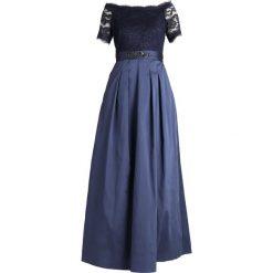 Sukienki hiszpanki: Adrianna Papell Sukienka koktajlowa dark blue