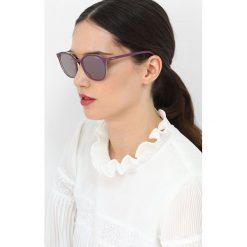 VOGUE Eyewear Okulary przeciwsłoneczne dark brown mirror pink. Czerwone okulary przeciwsłoneczne damskie aviatory VOGUE Eyewear. Za 359,00 zł.