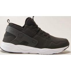 Buty skate męskie: Sportowe buty do kostek - Czarny