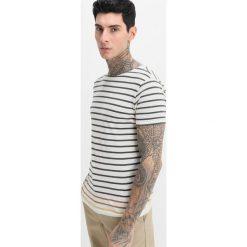 T-shirty męskie z nadrukiem: Armor lux HERITAGE Tshirt z nadrukiem nature/aquilla/tobacco/bourdon