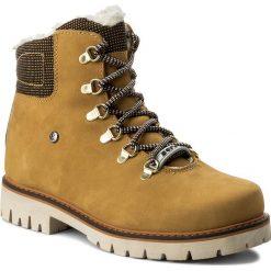 Buty zimowe chłopięce: Trapery BARTEK – 27764-2/1DY  Yellow