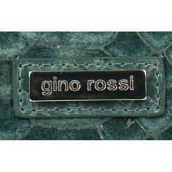 Portfel damski. Zielone portfele damskie Gino Rossi, ze skóry. Za 199,90 zł.