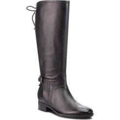 Buty zimowe damskie: Oficerki GEOX - C Felicity B D84G1B 00085 C9999 Black
