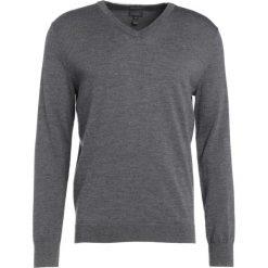 Swetry klasyczne męskie: J.CREW ITALIAN Sweter heather coal