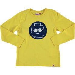 """T-shirty chłopięce z długim rękawem: Koszulka """"Thomas"""" w kolorze żółtym"""