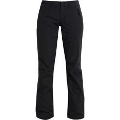 Burton SOCIETY Spodnie narciarskie true black. Czarne bryczesy damskie Burton, xl, z materiału, narciarskie. W wyprzedaży za 434,85 zł.