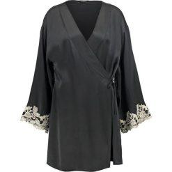 Szlafroki kimona damskie: La Perla MAISON Szlafrok nero/avorio