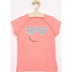 Bluzki dziewczęce bawełniane: Name it - Top dziecięcy 91-128 cm