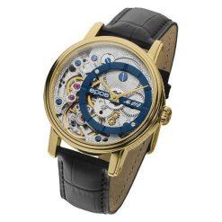 ZEGAREK EPOS Oeuvre d'Art 3435.313.22.16.25. Niebieskie zegarki męskie EPOS, ze stali. Za 9200,00 zł.