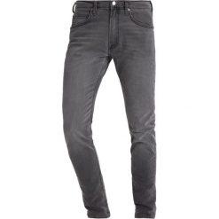 Spodnie męskie: Lee LUKE Jeansy Slim Fit black lead