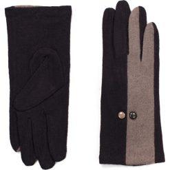 Rękawiczki damskie: Art of Polo Rękawiczki damskie Dwa światy brązowe (rk17581)