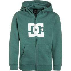DC Shoes STAR Bluza rozpinana deep sea/snow white. Zielone bluzy chłopięce rozpinane DC Shoes, z bawełny. Za 259,00 zł.