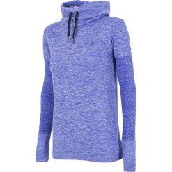 Bluzy sportowe damskie: Damska bluza funkcyjna 4F z golfem