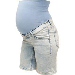 Bermudy damskie: Noppies SASHA Szorty jeansowe bleach wash