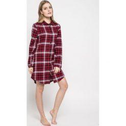Emporio Armani - Koszula piżamowa. Szare koszule nocne i halki Emporio Armani, m, z bawełny. W wyprzedaży za 159,90 zł.