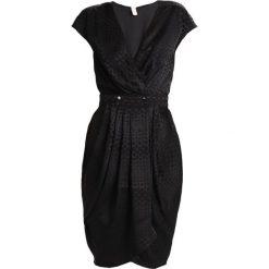 Sukienki hiszpanki: YAS YASMACY NEW DRESS Sukienka koktajlowa black