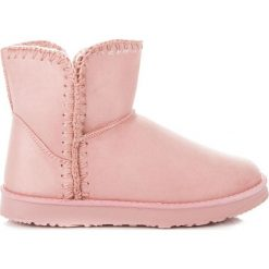 Zamszowe śniegowce kylie ALEXANDRA. Białe buty zimowe damskie marki KYLIE. Za 79,00 zł.
