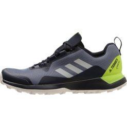 Adidas Performance TERREX CMTK GTX Obuwie hikingowe grey. Szare buty sportowe męskie adidas Performance, z materiału, outdoorowe. W wyprzedaży za 399,20 zł.