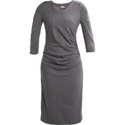 Sukienki hiszpanki: Kaffe INDIA  Sukienka z dżerseju dark grey melange
