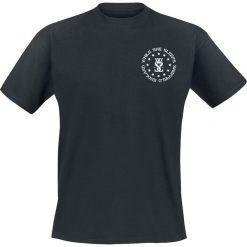 T-shirty męskie z nadrukiem: While She Sleeps We Are Alive At Night T-Shirt czarny