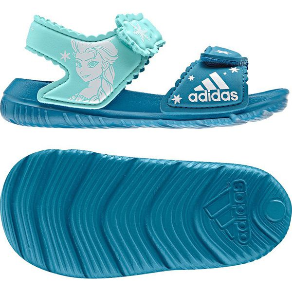separation shoes 76dd6 e8f56 Adidas Sandały dziecięce DY Frozen AltaSwim niebieskie r. 22