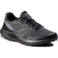 Buty SALOMON - Sense Escape 404871 27 W0 Black/Black/Magnet. Czarne buty do biegania męskie marki Salomon, z materiału. W wyprzedaży za 349,00 zł.