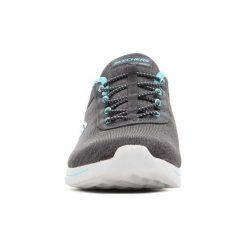 Fitness buty Skechers  2.0 Sunny Side 12659-CCLB. Czarne buty do fitnessu damskie marki Nike. Za 219,10 zł.