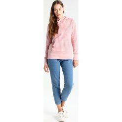Odzież damska: Ragwear CHELSEA DOTS Bluza z kapturem old pink