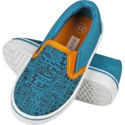 Soxo - Tenisówki 71667A. Zielone buty sportowe chłopięce marki Soxo, z gumy. Za 49,99 zł.