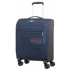 American Tourister Walizka Sonicsurfer 55 Cm Ciemnoniebieski. Szare walizki American Tourister. Za 318,00 zł.