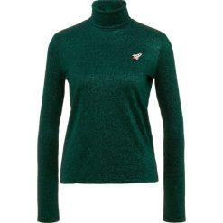 MYKKE HOFMANN TIARA Sweter green. Zielone swetry klasyczne damskie MYKKE HOFMANN, l, z elastanu. Za 629,00 zł.