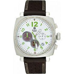 Zegarek Royal London Męski 41102-01 Chrono 100M. Szare zegarki męskie Royal London. Za 414,00 zł.