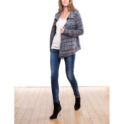 Swetry damskie: Sweter-narzutka