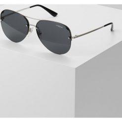 VOGUE Eyewear Okulary przeciwsłoneczne silvercoloured. Szare okulary przeciwsłoneczne damskie aviatory VOGUE Eyewear. Za 429,00 zł.