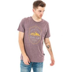 Hi-tec Koszulka męska Wilde Plum Melange r. L. Szare koszulki sportowe męskie Hi-tec, l. Za 32,62 zł.