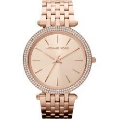 Zegarek MICHAEL KORS - Darci MK3192 Rose Gold/Rose Gold. Czerwone zegarki damskie Michael Kors. Za 1290,00 zł.