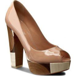 Buty damskie: Półbuty BALDININI - 752152P91JZARA2215 Zara Bamboo
