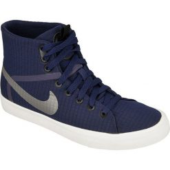 Buty sportowe damskie: Nike Buty damskie Sportwear WMNS Primo Court Mid Modern W granatowe r. 40 (861673-400)